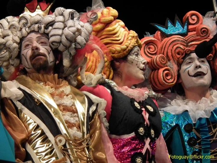 Murga en Carnaval de Montevideo, Uruguay