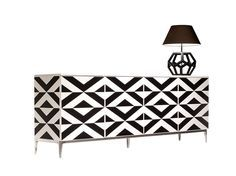 This zebra pattern is an amazing detail in any room. ♥ Discover the hottest designs and inspirations on Buffets and Cabinets | Visit us at http://www.buffetsandcabinets.com/ | #buffetsandcabinets #designnews #designinspiration #celebratedesign #interiordesign #designlovers #designbook #furnituredesign #luxuxryfurniture #interiordesigninspiration