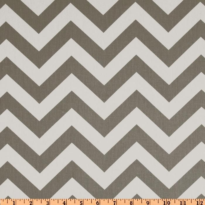 Premier Prints ZigZag Twill Storm / Fabric.com / 7.48 a yard / Width: 56'' / air dry only, no dryer or dry clean
