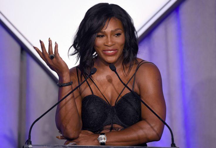 Trolls Wear Blackface To Serena Williams' Tennis Match