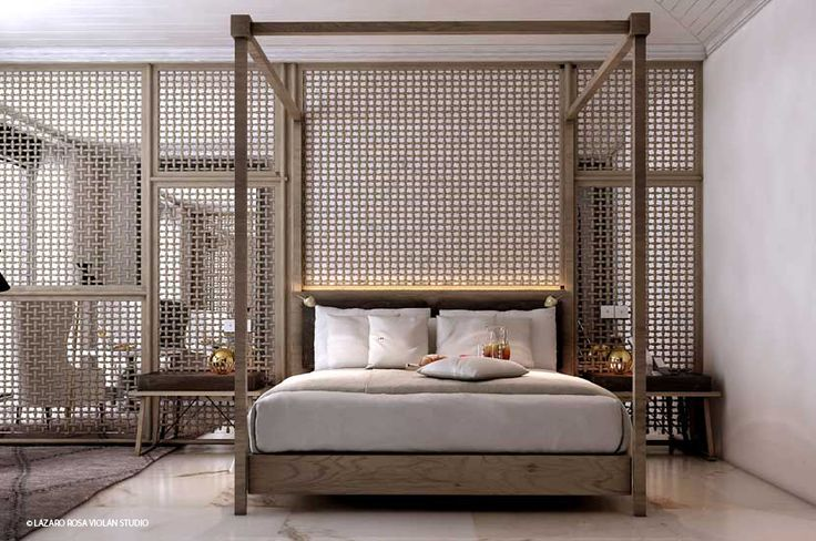 HOTEL ABAMA screen, Bedroom Decor Ideas, Home Decor Ideas, bedroom design, Decor Ideas, Luxury Design, master bedroom, Find out more inspiring decor ideas:  http://www.bocadolobo.com/en/news-and-events/
