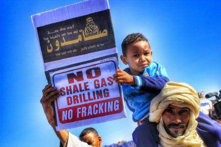 En Algérie, la révolte pacifique contre le gaz de schiste - Reporterre