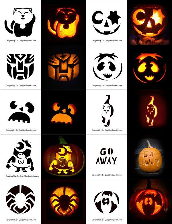30++ Funny pumpkin carving designs ideas in 2021