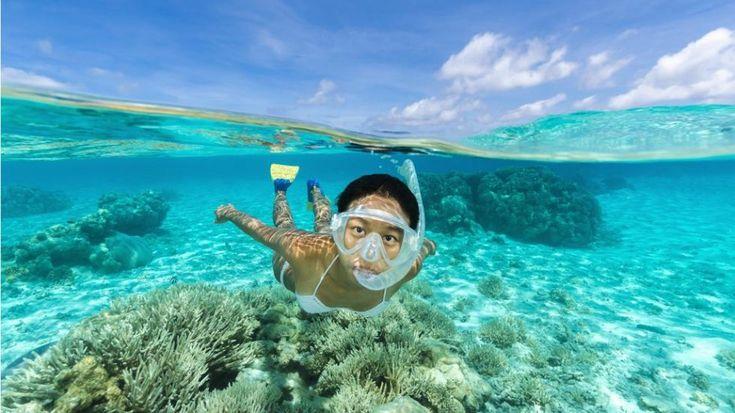 As 53 Águas Mais Cristalinas Do Mundo Para Você Nadar Antes De Morrer