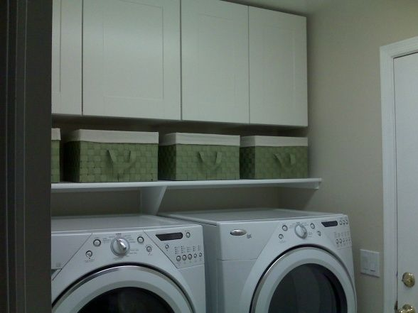 Garage Laundry Area A Collection Of Other Ideas To Try