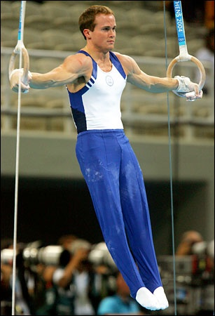 In 2004, Paul Hamm became the first American man to win gold in the mens individual all-around competition.