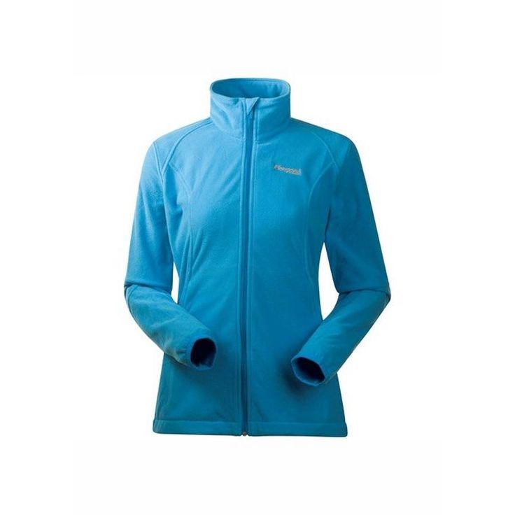 The Bergans Women&39s Park City Full zip fleece jacket is