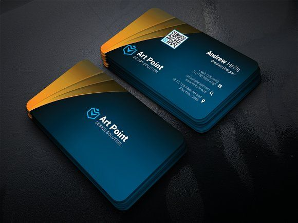 Creative Business Cards Visiting Card Design Graphic Design Business Card Professional Business Card Design