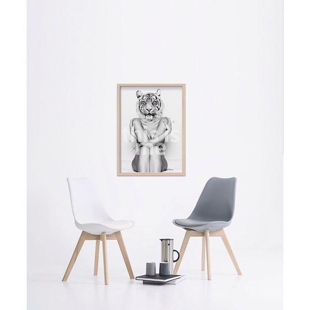 ⭐️ Scandinavian interior - 'This is me' poster #poster #design #scandinavian #home #stelton #white #grey
