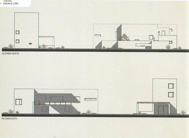 -: 1° Ejemplo de vivienda unifamilar para analizar, conociendo las instalaciones.