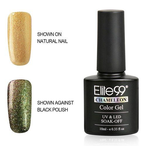 Elite99 3D Color Changeable UV Gel Sock Off Phantom Gel Polish (24 Colors)