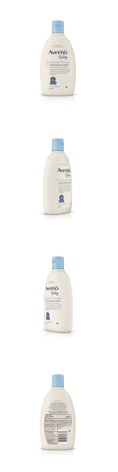 Skin Care 20398: Aveeno Baby Eczema Therapy Moisturizing Cream 12 Fl. Oz 12 Ounce -> BUY IT NOW ONLY: $32.77 on eBay!