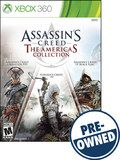 Assassin's Creed: The Americas Collection - PRE-Owned - Xbox 360, Multi