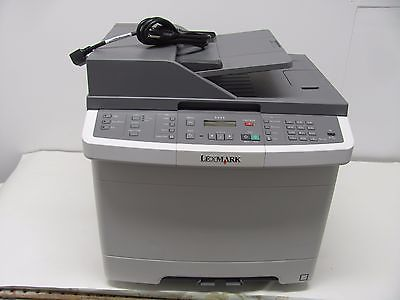 Lexmark X544N All-In-One Laser Printer - Only 543 Page Count! With Toner - http://electronics.goshoppins.com/printers-scanner-supplies/lexmark-x544n-all-in-one-laser-printer-only-543-page-count-with-toner/