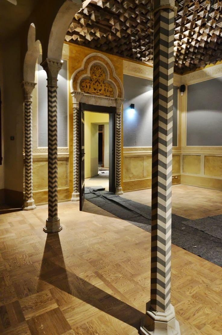 rocchetta mattei | Studio architetti Bologna - AngoloB Progetti