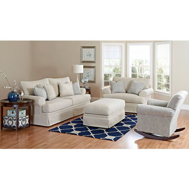 Best Westerly Sofa Sofas Living Room Bernie Phyl's Furniture By Klaussner Furniture 400 x 300