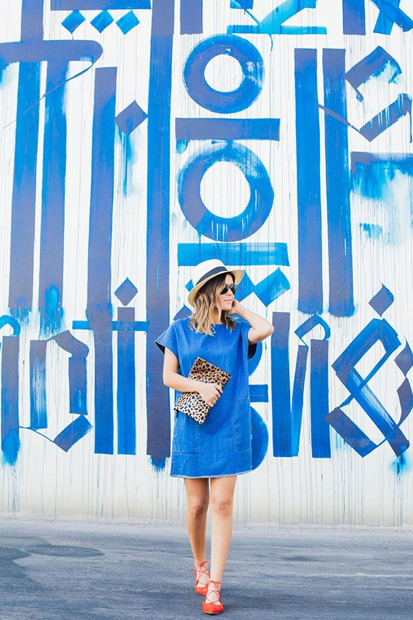 We're taking style tips from Sara of Style MBA.