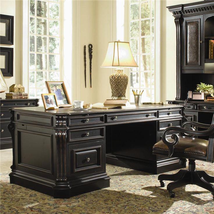 Shop For The Hooker Furniture Telluride Executive Desk At Belfort
