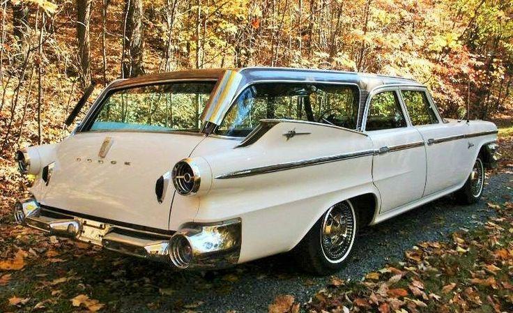 1960 Dodge Matador Station Wagon