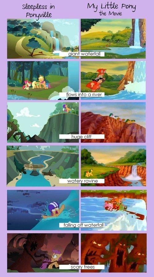 #187142 - apple bloom, applejack, g1, my little pony 'n friends, my little pony n friends, safe, scootaloo, sleepless in ponyville - Derpibooru - My Little Pony: Friendship is Magic Imageboard