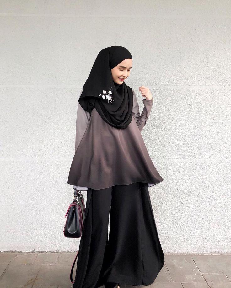 Sometimes u just gotta go with the flow 🍃 ( wearing ombre blouse, innershine x @bellaammara shawl ) #ootdbelle #bellaammaralovers