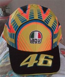2013 VALENTINO ROSSI HELMUT STYLE CAP IN STOCK NOW ..