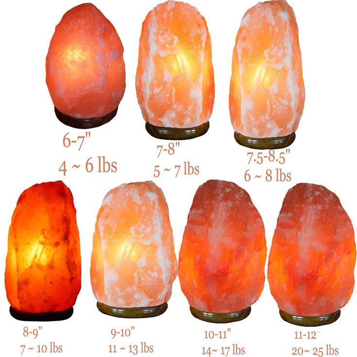 1123 best Himalayan Salt Lamp images on Pinterest | Himalayan salt ...