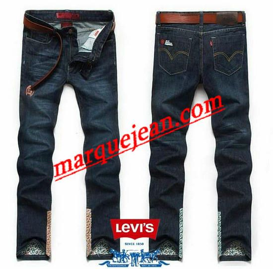 Vendre Jeans Levis Homme H0073 Pas Cher En Ligne.