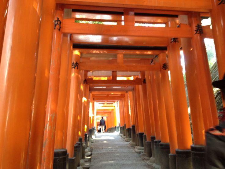 Fushimi Inari @Kyoto