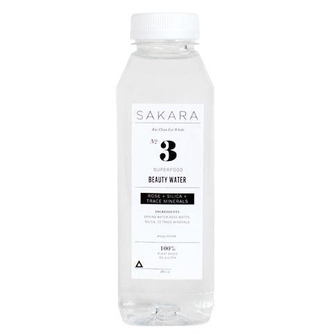 Designed to be enjoyed first thing in the morning, Sakara Beauty Water is an absolute morning treat for body + spirit. The highest quality spring water kissed with pure rose oil and beautifying trace