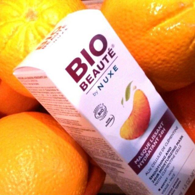Comenzamos a probar #BioBeaute by #Nuxe nos encanta su #textura y aroma a citricos umhh ;) #farmaconfianza #farmaconfianzablog #farmaciaonline  #beauty #cosmeticabio #ecocert #bio #cosmetic