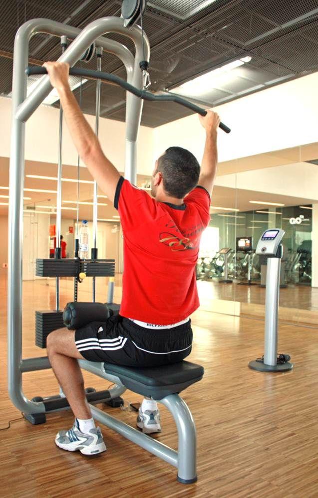 ejercicios para espalda con polea