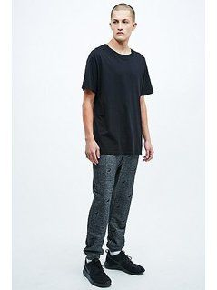 Staple Repeat Pigeon Joggers in Charcoal