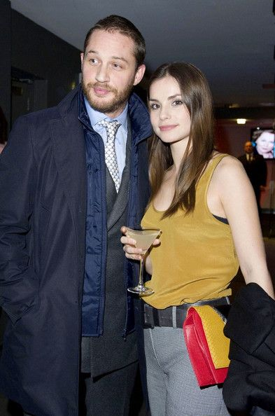 "Tom Hardy Photos - Premiere Of Twentieth Century Fox's ""This Means War"" - Red Carpet - Zimbio"