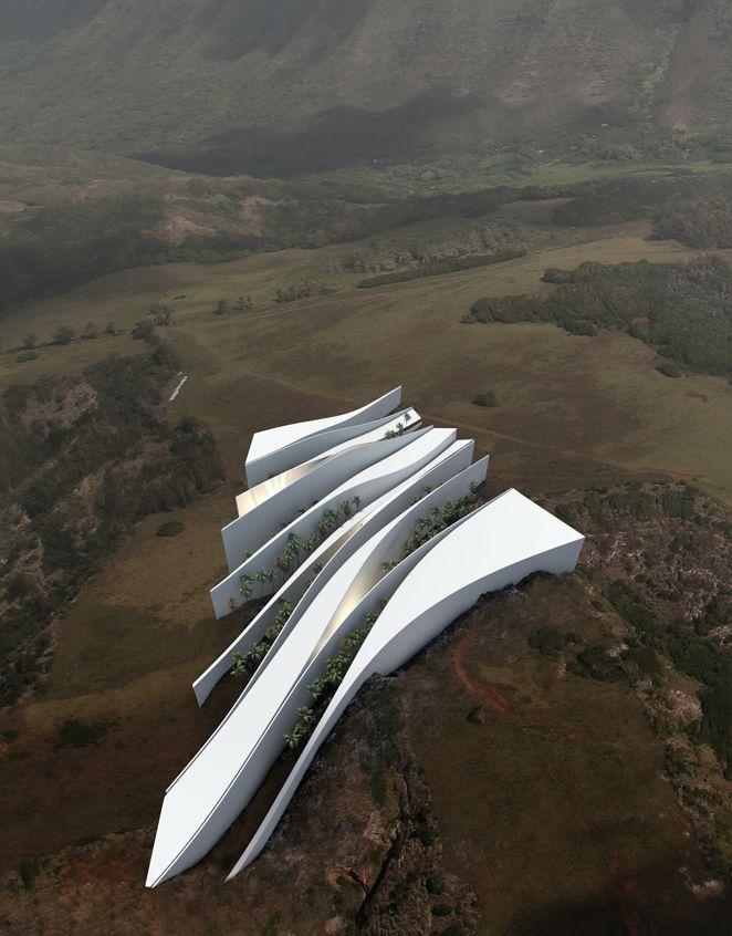 Les 285 meilleures images du tableau archit cture sur - Villa maribyrnong par grant maggs architects ...