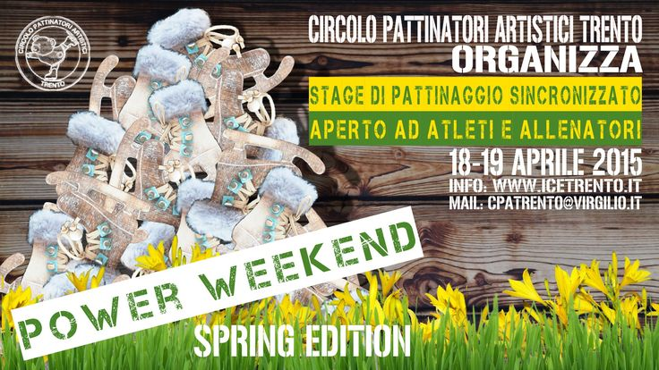 Power Weekend Sincro – Spring Edition 2015