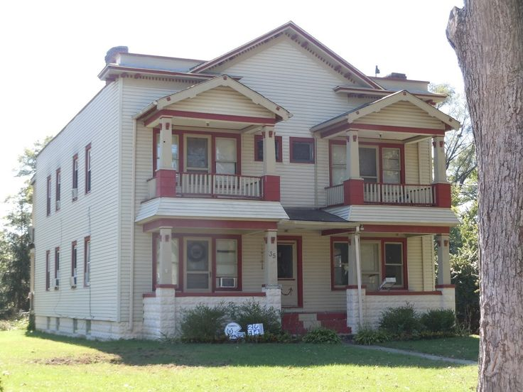 sears homes   Sears Four Family Apartment Houses in Wyoming  Ohio. 17 best SEARS HOUSES     images on Pinterest