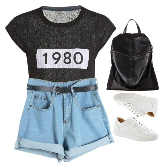"""""""SD 2.42"""" by emilypondng ❤ liked on Polyvore featuring Chicnova Fashion"""