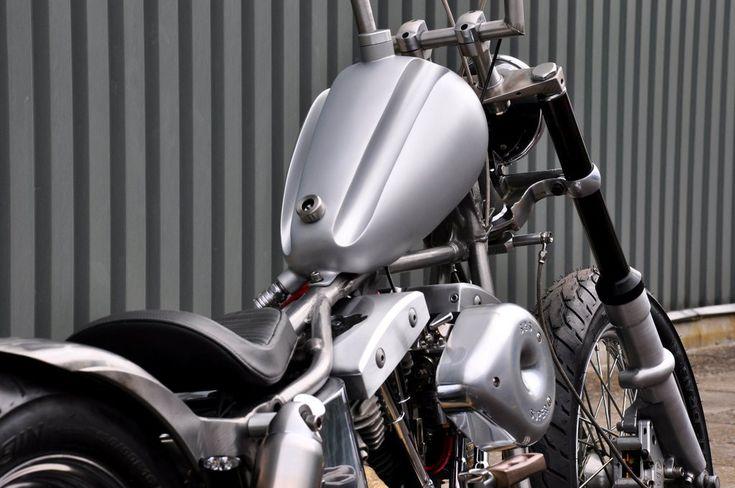 Rocket Bobs | Custom Motorcycle Builders | Custom Harley Davidson | Fullscreen Page