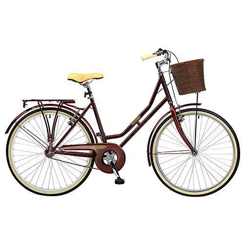 Brooklyn-Village-Burgundy-SS-Ladies-Heritage-Bike