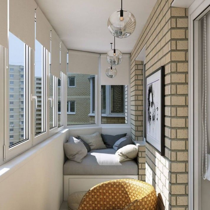 Rattan Living Room Chair Carpet Rugs For Дизайн-проект квартиры площадью 48 кв. метров - 27   Home ...