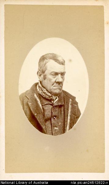 James Harper, per Sir Robert Peel  Port Arthur photographs, 1874