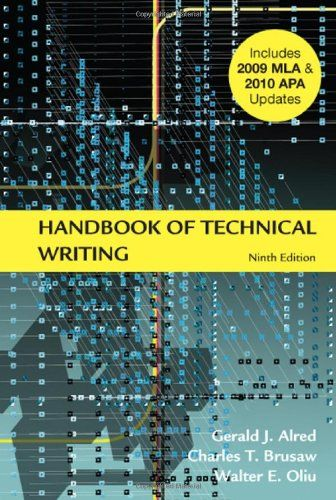 32 best technical writing books images on pinterest technical handbook of technical writing fandeluxe Gallery