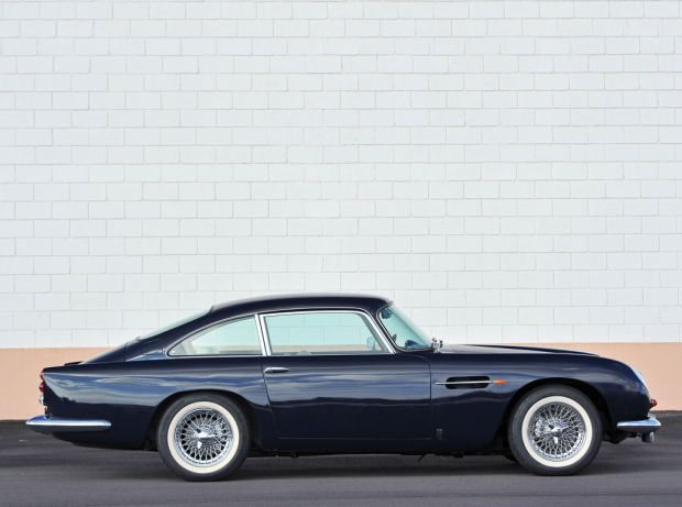 Tim Scott/RM Auctions 1964 Aston Martin DB5