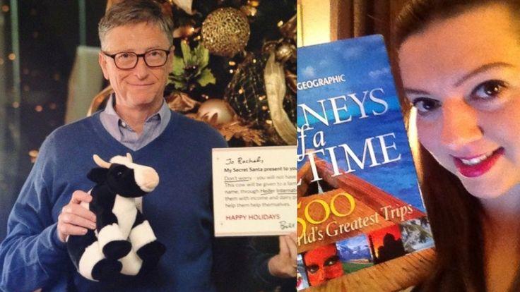 Reddit Secret Santa User 'Bill' Is  Bill Gates