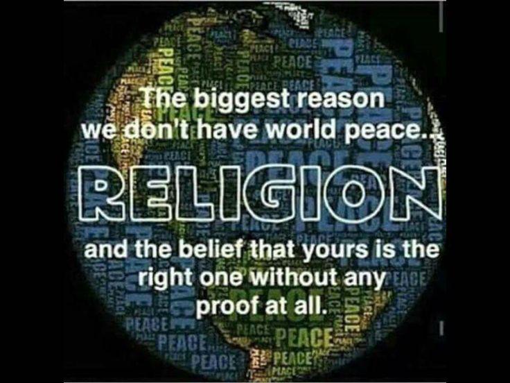 Best Bad Religion Images On Pinterest Anti Religion - Biggest religion on earth