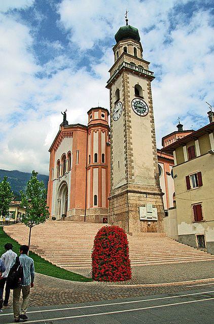 Kerk in Levico Terme (Valsugana - Italië) | by Pierino Smaniotto