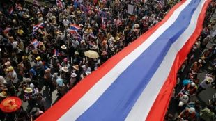 Anti-government group leader shot dead in Thailand