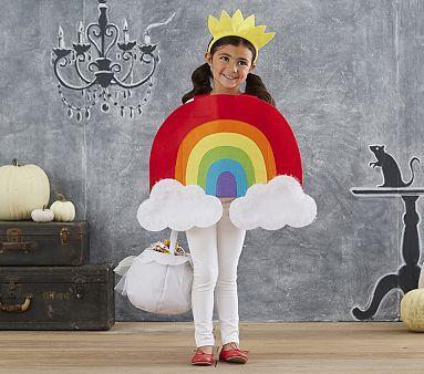 Rainbow Costume #pbkids
