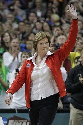 Best coach ever - Pat Summitt